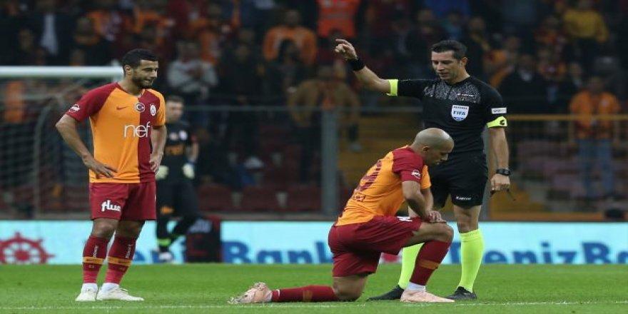 Lider Galatasaray'a Bursaspor çelmesi!