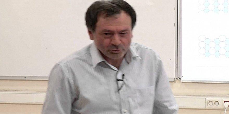 GTÜ'de rektör yardımcısı görevden alındı