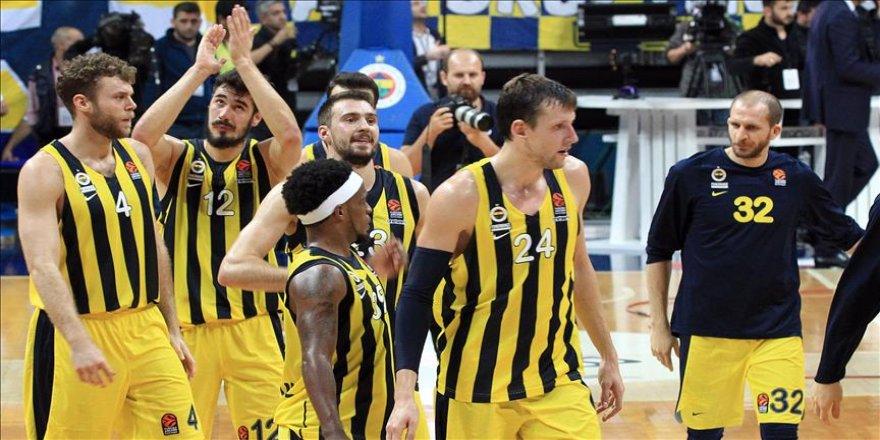 Fenerbahçe THY Avrupa Ligi'nde kayıpsız