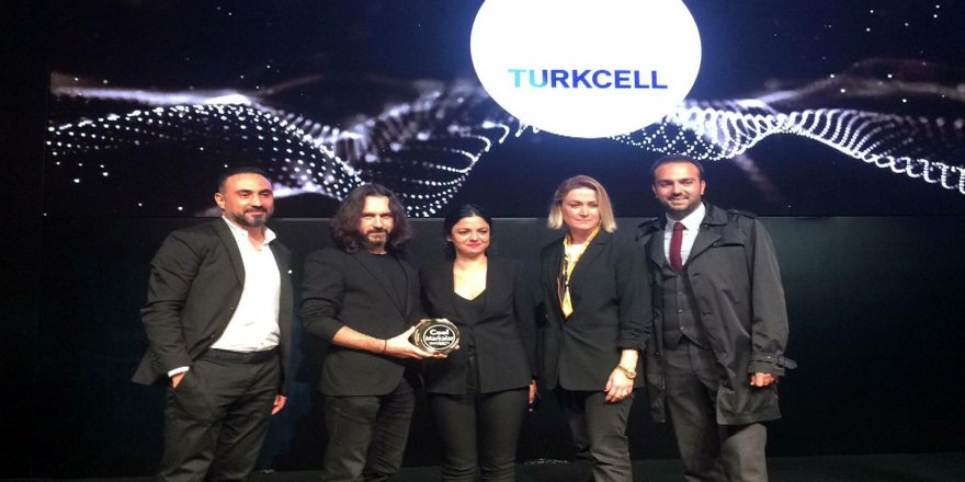 Yılın En Cool Operatörü; Turkcell