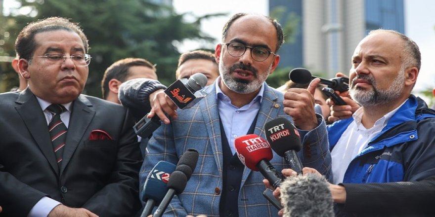 TAM Başkanı Kışlakçı: Cemal için adalet istiyoruz