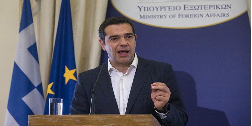 Çipras Dışişleri Bakanlığı görevini üstlendi