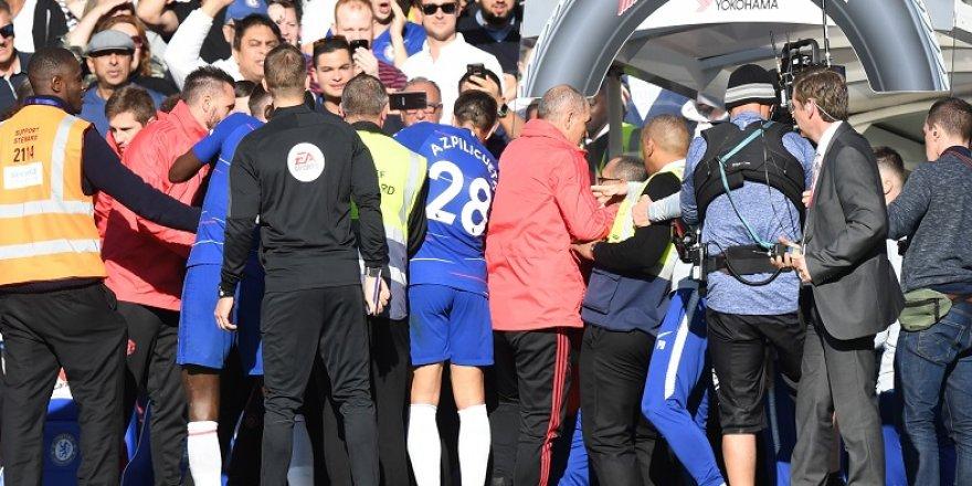 Mourinho'nun tansiyonu yükseldi