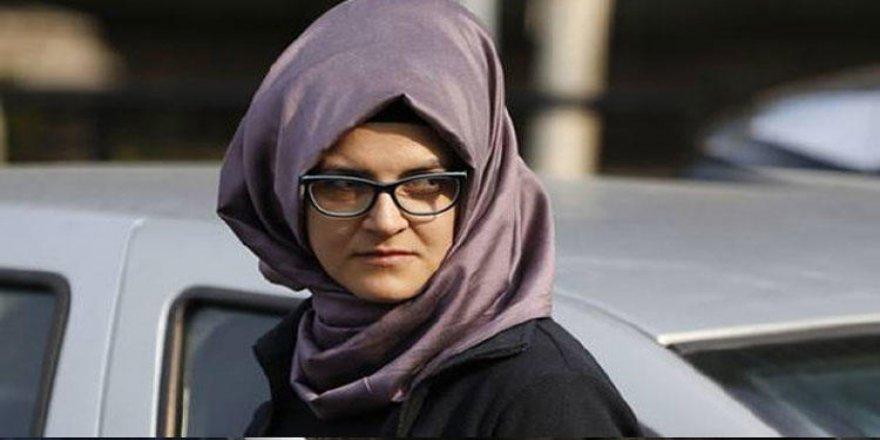 İstanbul Valiliği'nden Cemal Kaşıkçı'nın nişanlısına koruma kararı