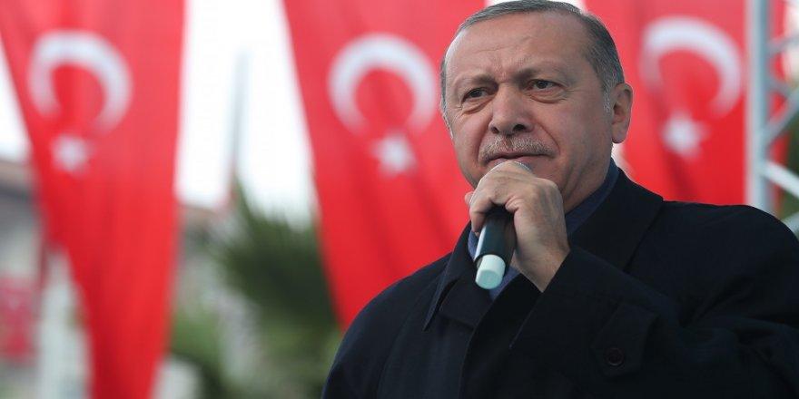 Erdoğan'dan af açıklaması!