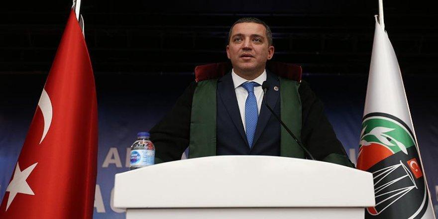 Ankara Barosu Başkanlığına Sağkan seçildi