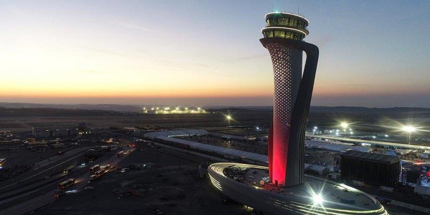 Yeni Havalimanı ilkleriyle tarihe geçecek