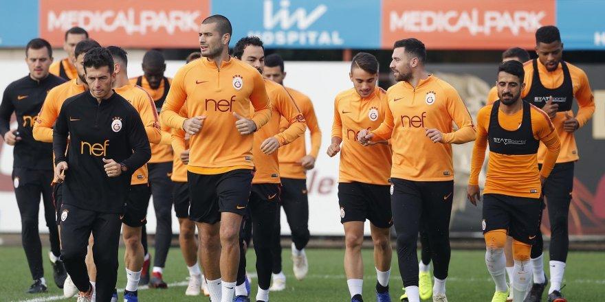 Galatasaray'da Avrupa mesaisi
