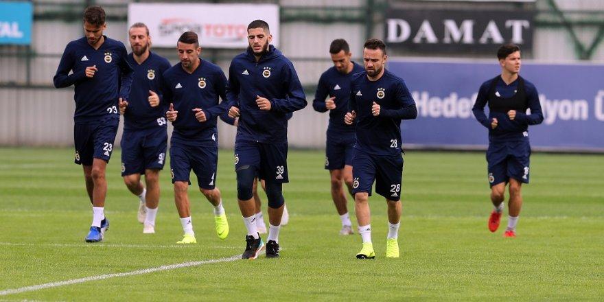 Fenerbahçe'de Anderlecht mesaisi başladı