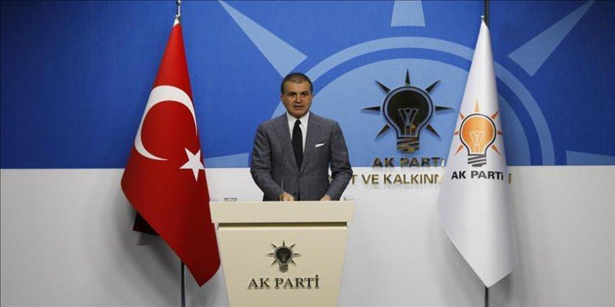 ''Cumhurbaşkanımıza saygı AK Parti'nin kırmızı çizgisidir''