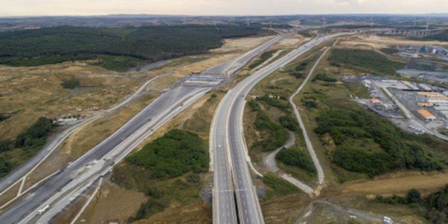 Kuzey Marmara Otoyolu  4 ilde konut fiyatlarını artırıyor