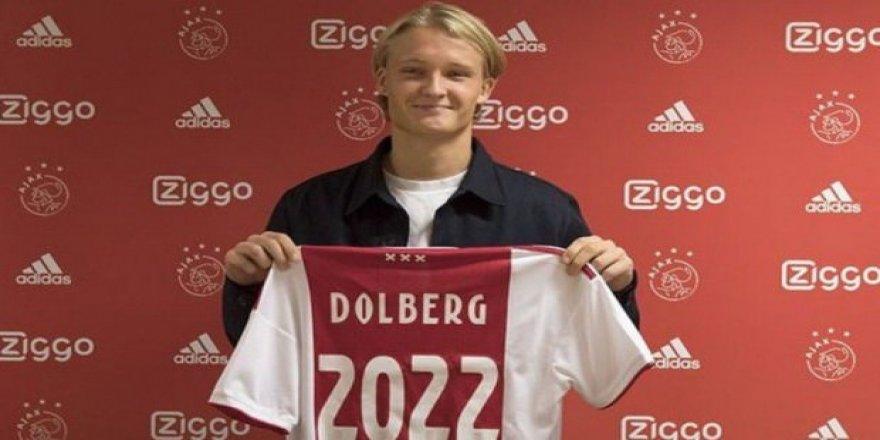 Ajax genç yıldızıyla sözleşme uzattı