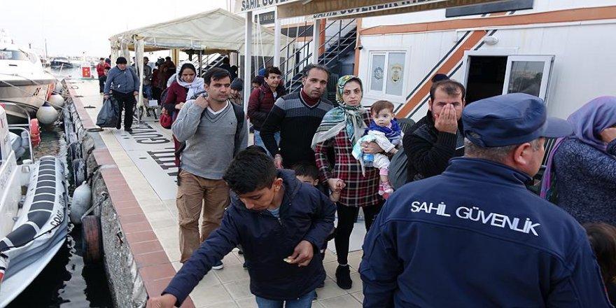Türkiye 1 milyon düzensiz göçmeni yakaladı