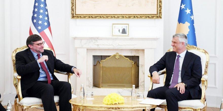 ABD'den Kosova'ya ziyaret