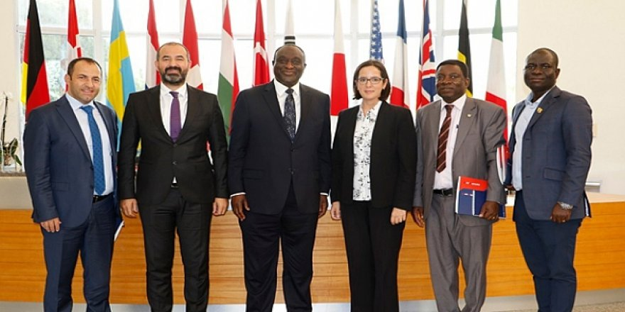 GOSB, Ganalı heyeti ağırladı