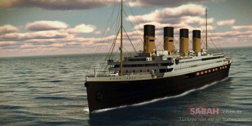 Titanic 2 için geri sayım!