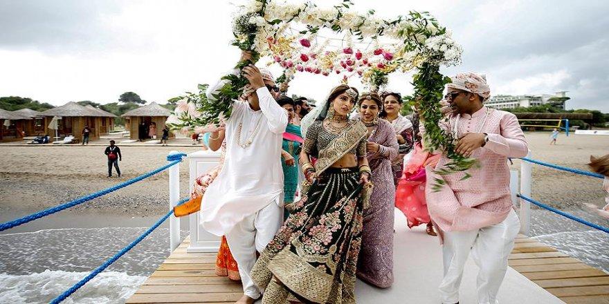 4 gün 4 gece Hint düğünü