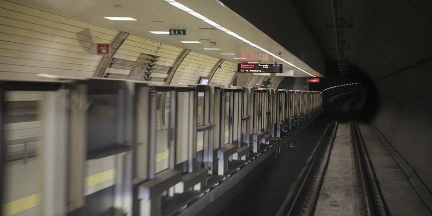 Metro seferlerine maç düzenlemesi