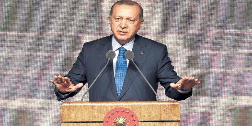 Cumhurbaşkanı Erdoğan'dan yeni görev dağılımı!