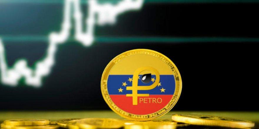 Venezuela'nın kripto parası Petro gelecek hafta satışa sunuluyor