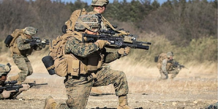 ABD ordusu büyük kentlerde savaşa hazırlanıyor