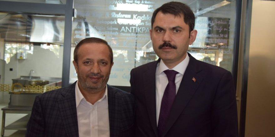 Toltar, Kömürcüler OSB için destek istedi