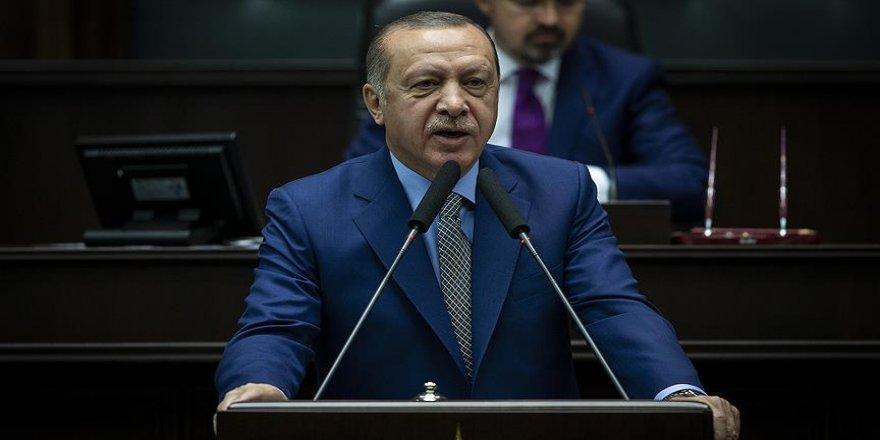 Erdoğan: Yaptırımlarını doğru bulmuyorum