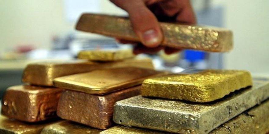 Altın, Çin ve Hindistan'a akıyor