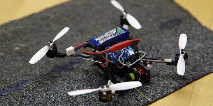 Ağırlığının 40 katını taşıyabilen drone