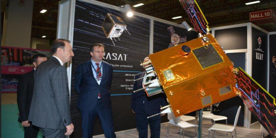 Türksat 5A'nın 2020, Türksat 5B'nin ise 2021'de uzaya fırlatılması hedefleniyor