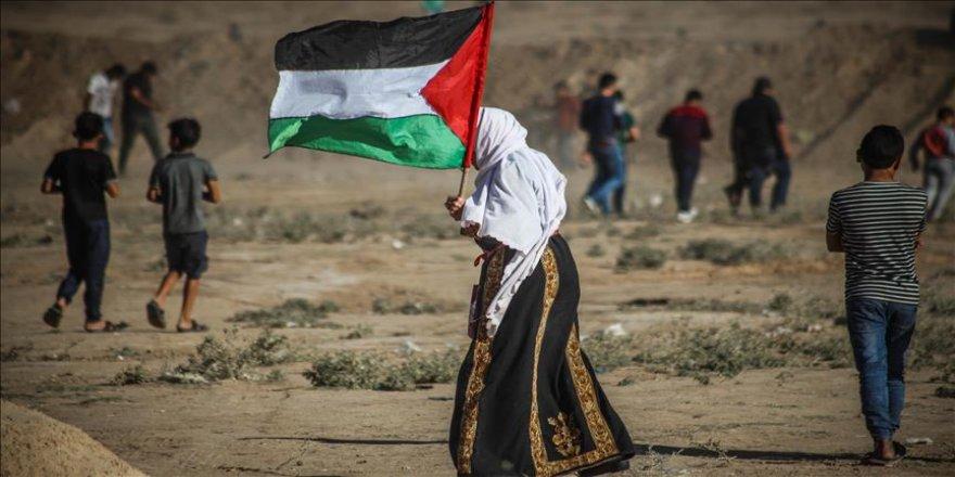 İngiltere'ye Filistin devletini tanıması çağrısı
