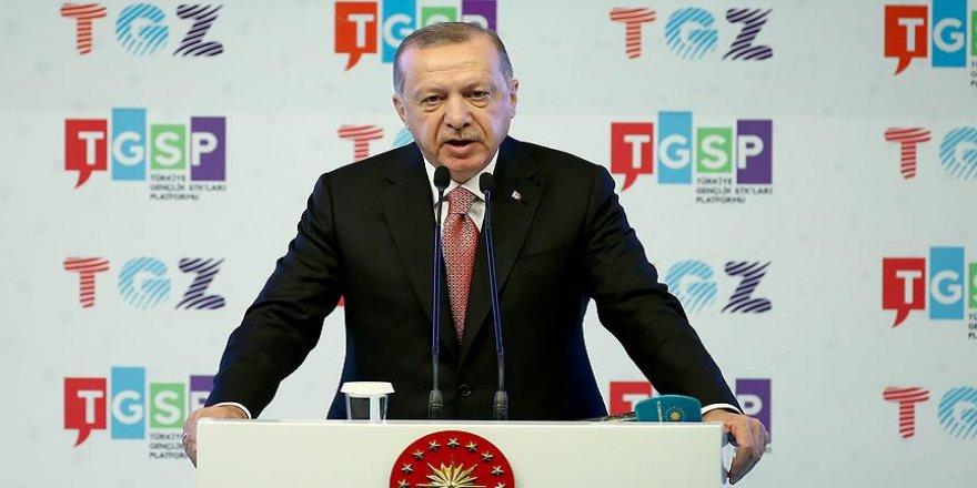 Erdoğan: Bizim andımız İstiklal Marşımızdır