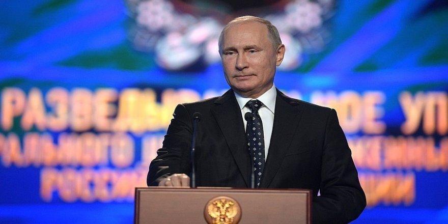 Putin'den Davos açıklaması
