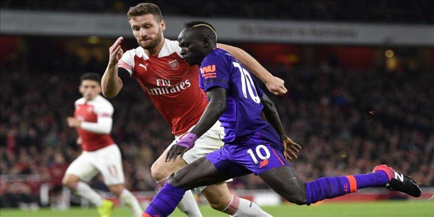 Arsenal ile Liverpool berabere kaldı