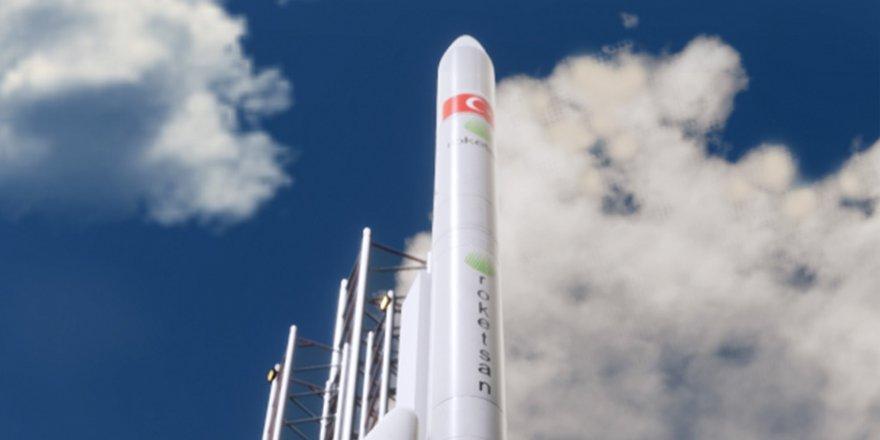 Mikro Uydu Fırlatma Sistemi için imzalar atıldı