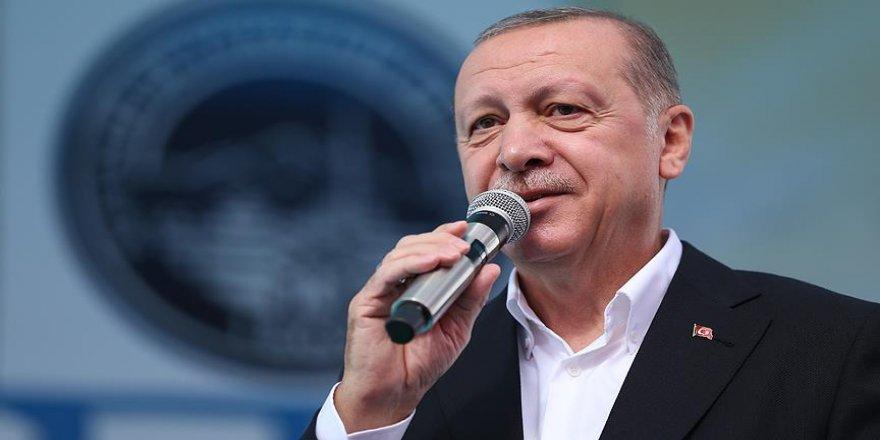 Erdoğan: Devrim niteliğinde adımlar attık