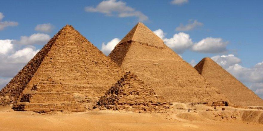 Mısır piramitlerinin sırrını bu kanıtlar çözecek