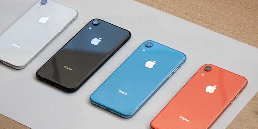 Apple, düşük satışlar nedeniyle iPhone XR'nin üretimini azalttı
