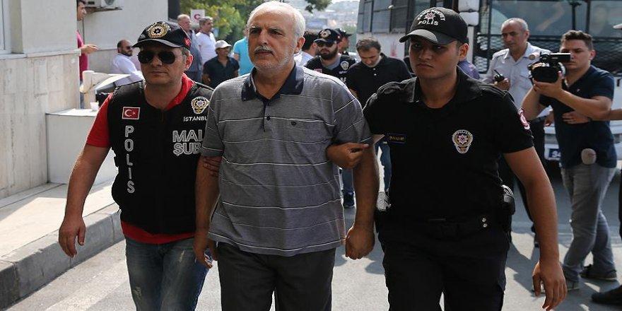 Eski İstanbul Valisi, Edirne'de cezaevine konuldu