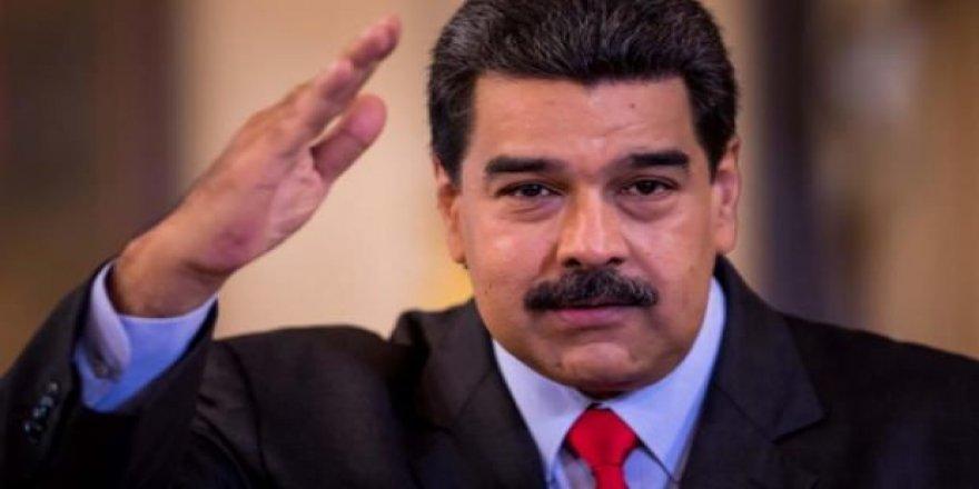 Venezuala'ya nota verdiler!