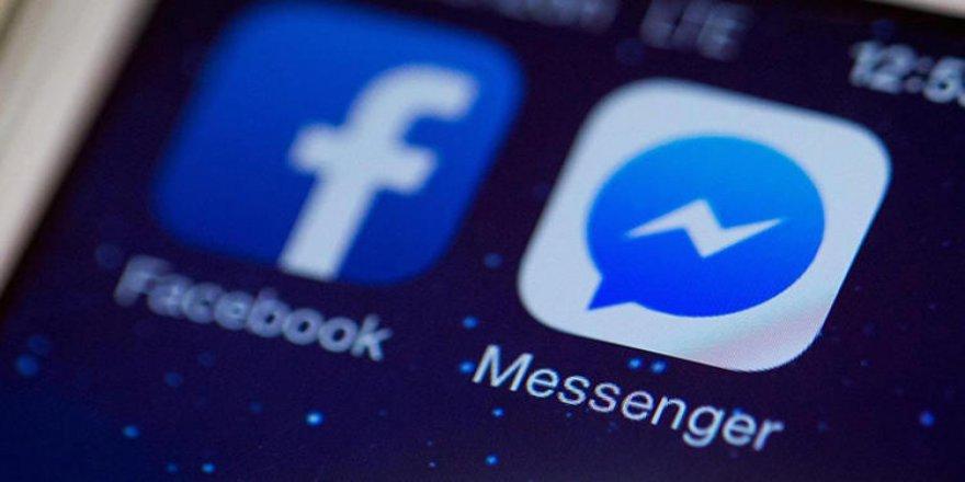 Facebook Messenger'da gönderilen mesajları geri alma dönemi