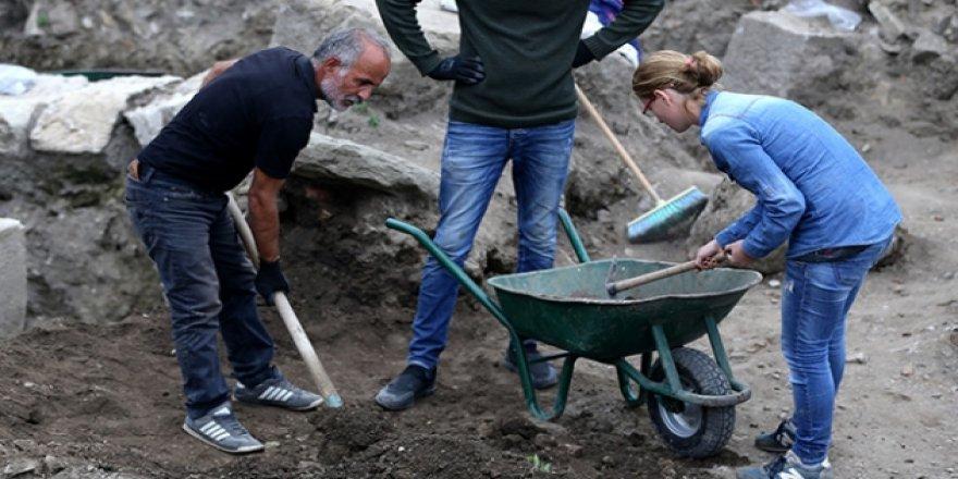 'Kazılar bitince önemli bir miras kazanacağız'