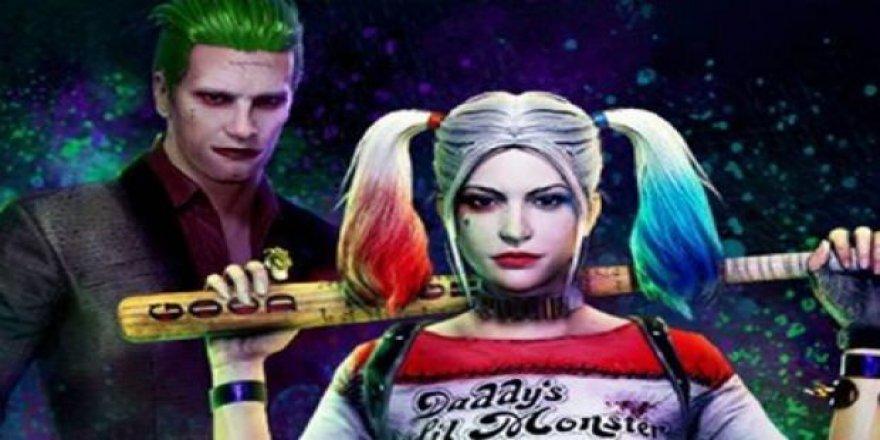 PUBG'den Joker ve Quinn sürprizi