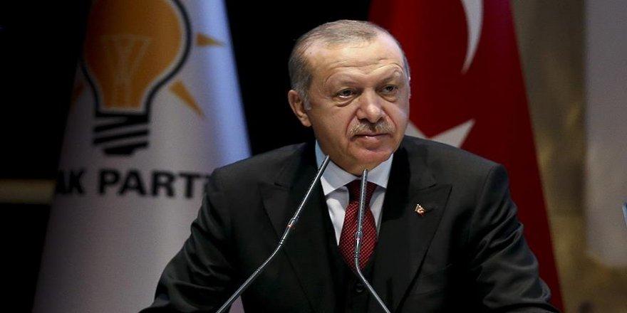 Erdoğan'an 'İmar Barışı' açıklaması