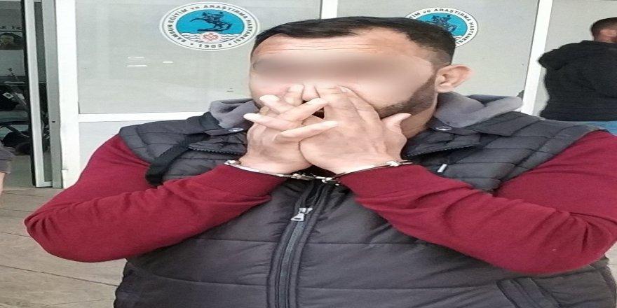 DEAŞ'tan adli kontrol şartıyla serbest bırakılan Iraklı yurt dışına kaçarken yakalandı