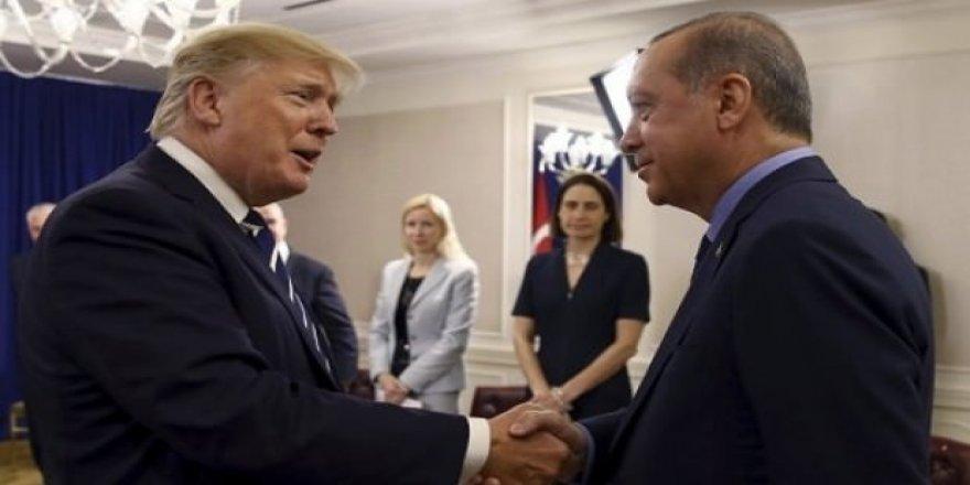Trump Erdoğan arasındaki yakınlaşma dikkat çekiyor