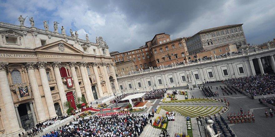Vatikan'a büyük fatura!