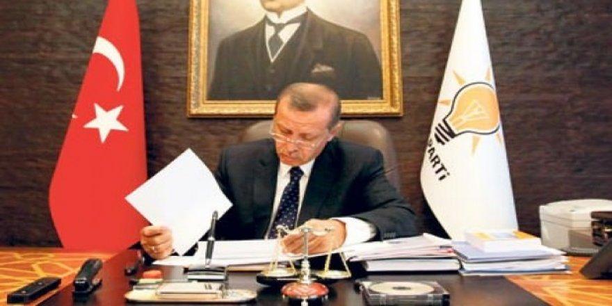 Erdoğan'a 700 sayfalık rapor!