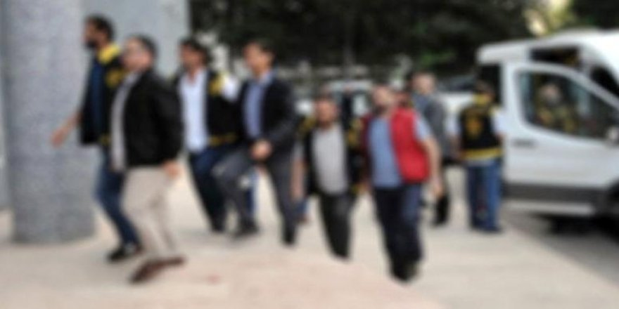 Araması bulunan 16 şahıs yakalandı