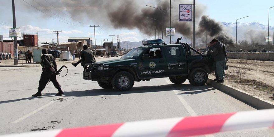 Taliban saldırısı: 3 polis hayatını kaybetti
